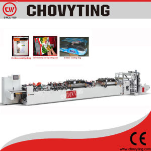 Central&Bottom Sealing Bag Machinery (CWZD-400-ZF) pictures & photos