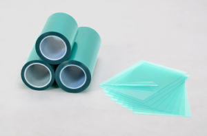EU Reach RoHS Masking Film for Plastic Panel Surface Protection pictures & photos