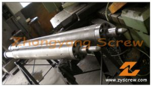 Single Inject Screw and Barrel for PP PE Machine pictures & photos