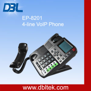 DBL VoIP Phone (EP-8201) pictures & photos