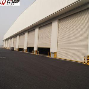 Industrial Sliding Overhead Garage Door pictures & photos