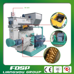 Hot Sale CE Approved Sawdust Pelletizer Machine for Sale pictures & photos