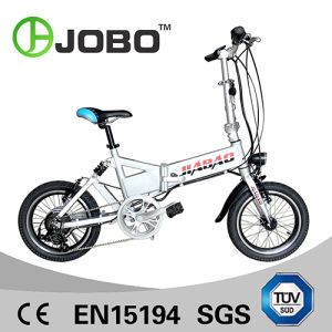 16 Inch Folding Electric Bike Moped Battery Bicycle (JB-TDR01Z) pictures & photos