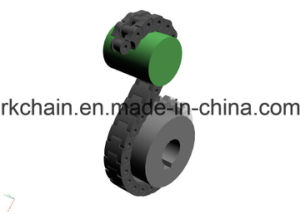 Drag Plastic Conveyor Chain in POM pictures & photos