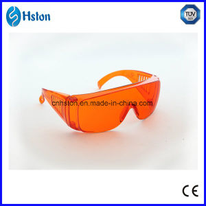 Dental Orange Anti-Fog Glasses pictures & photos