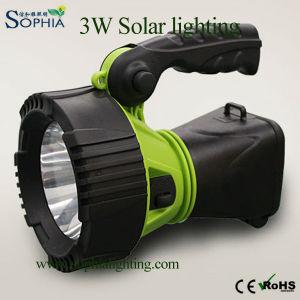 Rechargeable Solar Light, Solar Lamp, Solar Kit, Portable Light, LED Flashlight,