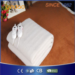 220V Ce GS CB RoHS Washable Electric Bed Blanket pictures & photos