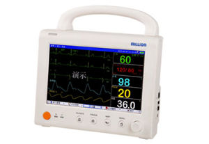 Ml700 Mutiple Parameter Patient Monitor pictures & photos