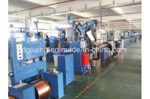 Coaxial Cable Physical Foaming Extrusion Line Cable Production Machine pictures & photos