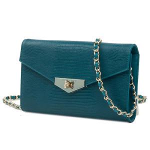 Wholesale Ladies Leather Shoulder Bag/Handbag (CG9141) pictures & photos