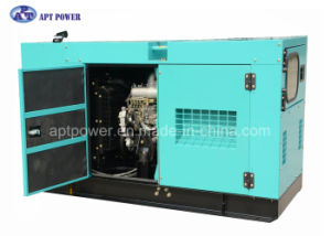Brushless Electric Power Generator by Perkins Engine and Optional Alternator pictures & photos