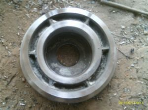 Cast Iron Track Wheel for Kiln of Brick Factory pictures & photos