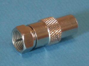 F Male Plug to PAL Male Plug Adapter (YO 2-036A)