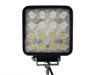 48W 12V 24V Spot Lamp LED Work Light Bar pictures & photos