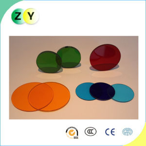 Color Glass, Optical Filter for Projection Optics /Imaging /Sensor /Laser pictures & photos