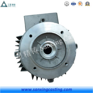 High-Precision Manufacturer Casting Motor Frame with OEM Service pictures & photos