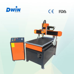High Speed CNC 6090 Router Machine for Aluminum pictures & photos