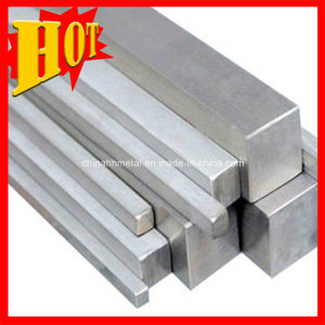 Gr1 Titanium Square Rods for Good Surface pictures & photos