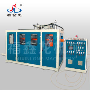 Disposable Plastic Glass Making Machine pictures & photos