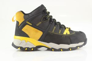 Hot Sell High Quality Industrial Safety Shoes Sn2018 pictures & photos