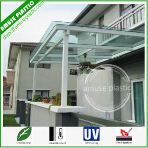 Popular Easily-Installed Light Weight Polycarbonate PC Building Patito Roofing Sheets pictures & photos