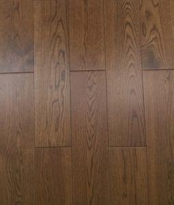 18*125*Rl Brushed Hardwood Parquet / Oak Wood Flooring pictures & photos