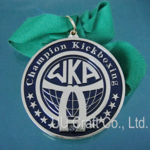 Zinc Alloy Wka Club Medal (MD-011)