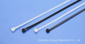 Self-Locking Cable Ties 180 X 4.8mm pictures & photos