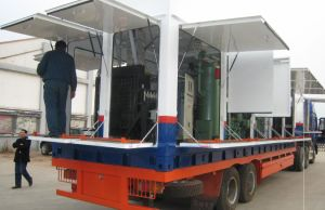 Movable Oxygen System/Oxygen Generator with Container pictures & photos