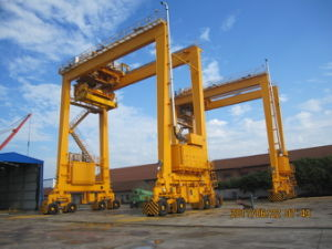 Rtg Crane for Container pictures & photos