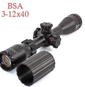 Bsa Contender 3-12X40 Sp Rifle Scope
