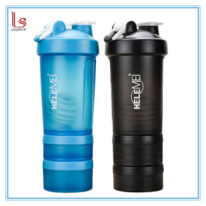 Promotional Gift Custom Logo Sport Protein Gym Shaker Bottle pictures & photos