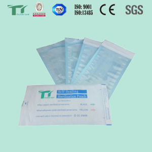 Self Seal Sterile Pouch with Wholesale Price