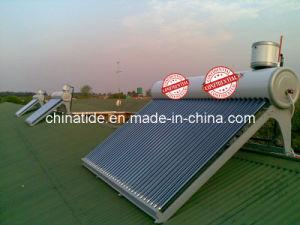 Non Pressure Solar Geyser CT-Np01