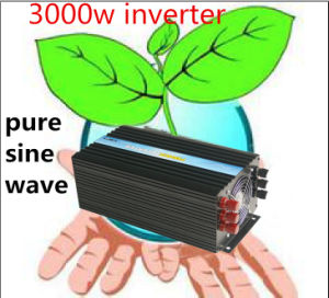 off Grid Inverter Power 3000W 12V 220V, One Year Warranty