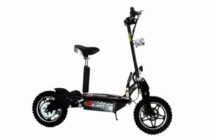 Electric Scooter with Big Wheel pictures & photos