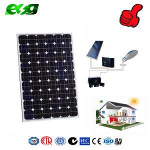 120W Solar Module Solar Panel for off-Grid System