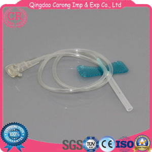 Ce Approcal Disposable Scalp Vein Set 27g pictures & photos