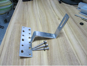 Roof Hook for Roof Distributed PV Supports pictures & photos