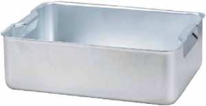 Anti-Rust 3003 Aluminium Baking Pan (YG1618) pictures & photos