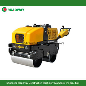 Walk Behind Double Drum Road Roller Fully Hydraulic pictures & photos