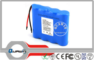 14.8V 2800mAh Lithium Battery Pack pictures & photos