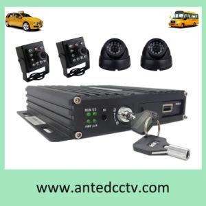 4CH Car DVR Kits for School Bus Taxi Video Surveillance pictures & photos