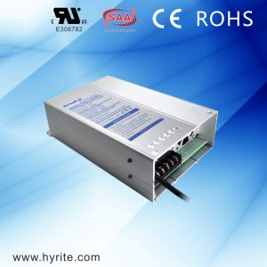 5V 250W IP23 Aluminum LED Driver for Signage with Ce