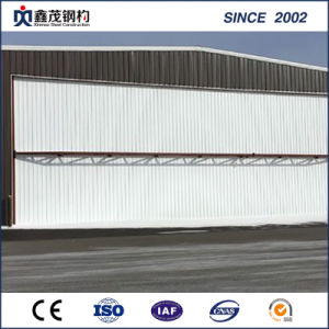Large Span Matal Material Steel Structure Building Steel Frame Hangar for Airplane pictures & photos