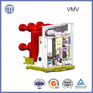 IEC Standard 12kv DC Indoor High-Voltage Vmv Vacuum Circuit Breaker pictures & photos