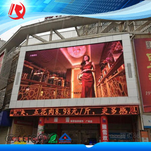 Electronic LED Display Board, P10 Full Color Outdoor LED Screen pictures & photos