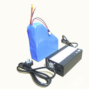 Lithium Battery High Safety 72V 20ah LiFePO4 Battery Pack pictures & photos