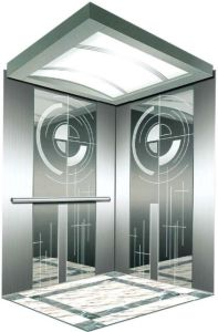Home Hydraulic Villa Elevator with Italy Gmv System (RLS-110) pictures & photos