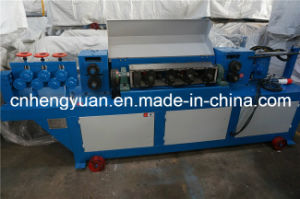 Stable Performance Steel Wire Straightening and Cutting Machine Manufacturer pictures & photos